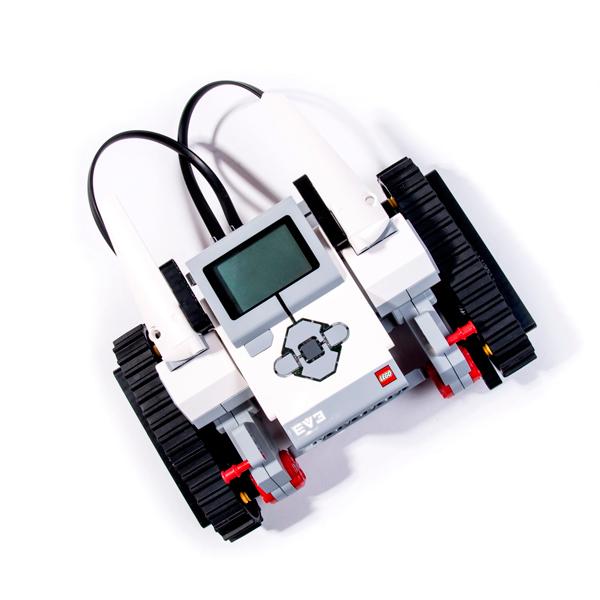 Модель робота Mindstorms по инструкции 1