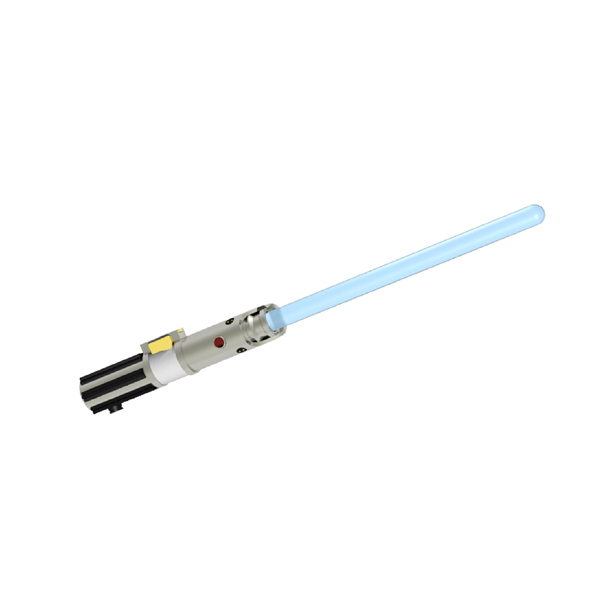 Star Wars Science 15071 Звездные Войны Мини-световой меч (2 сменные линзы, 4 кристалла)