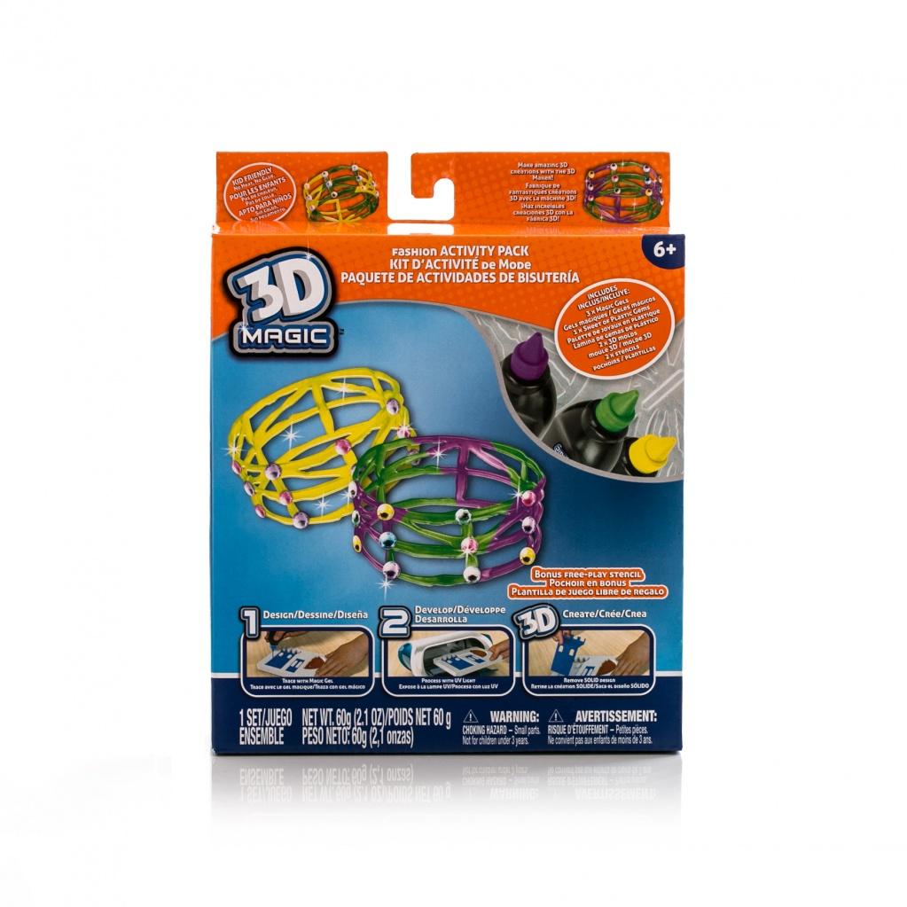 Наборы для творчества 3D-magic