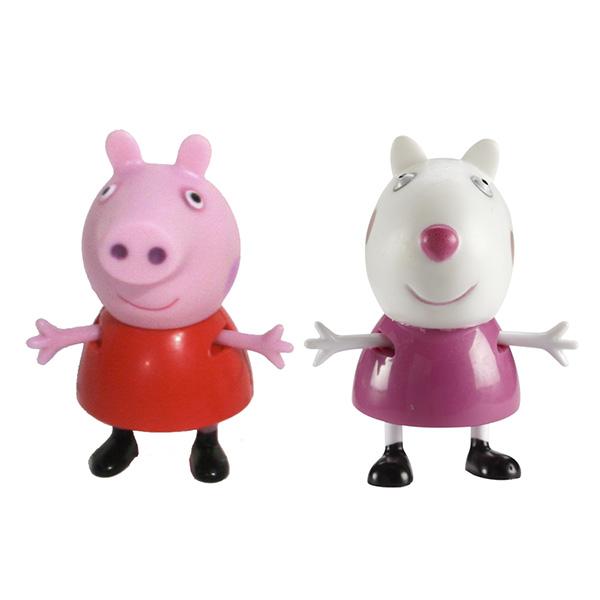Peppa Pig 28816 Свинка Пеппа Фигурки Пеппа и Сьюзи