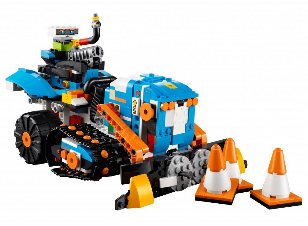 LEGO BOOST 17101 Лего Набор для конструирования и программирования