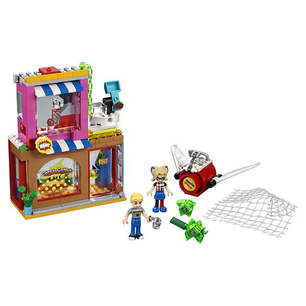 LEGO Super Hero Girls 41231 Лего Супергёрлз Харли Квинн спешит на помощь