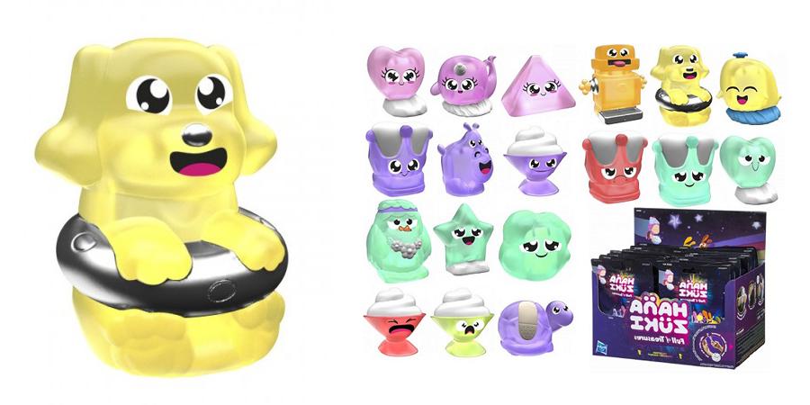 Hasbro Hanazuki B8052 Фигурки-сокровища в закрытой упаковке