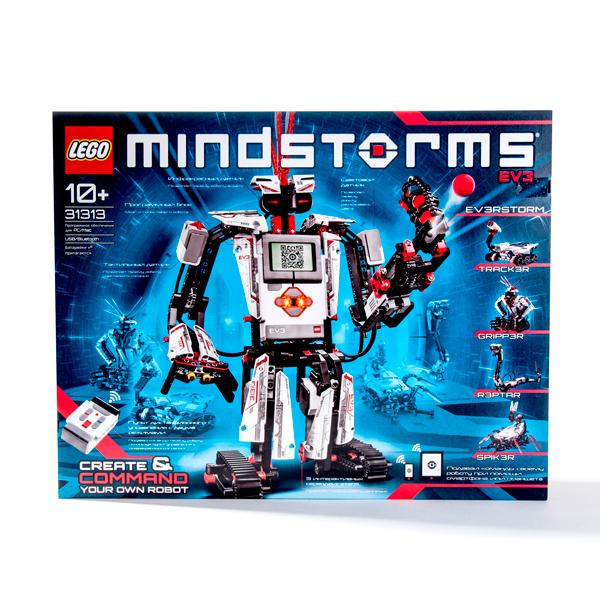 Lego Mindstorms 31313 Лего Майндстормс коробка вид спереди