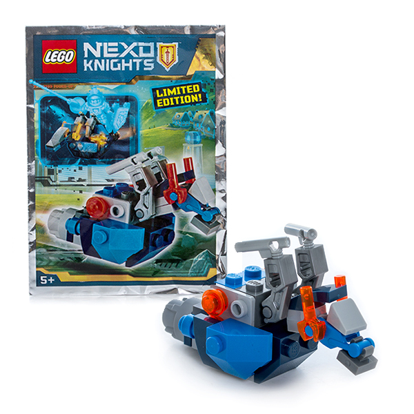 Lego Nexo Knights 271602 Лего Нексо Мини-лошадь