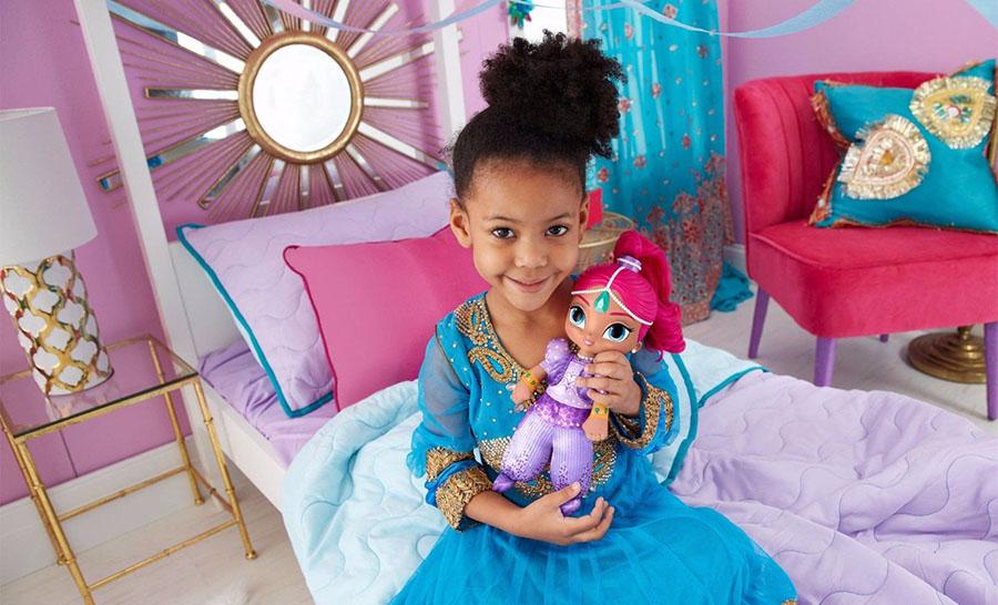 Shimmer&Shine кукла Шиммер