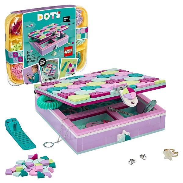 LEGO DOTs 41915 ЛЕГО Дотс Шкатулка для драгоценностей