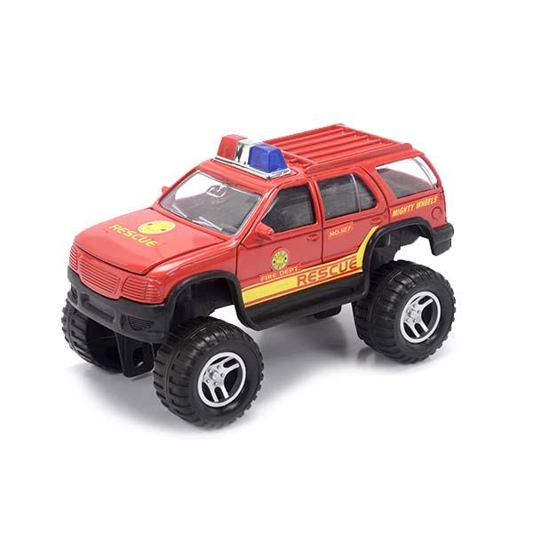 Soma 79618 Пожарный внедорожник 18 см