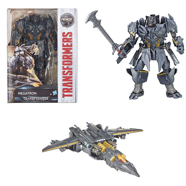 Hasbro Transformers C0891/C2355 Трансформеры 5: Мегатрон