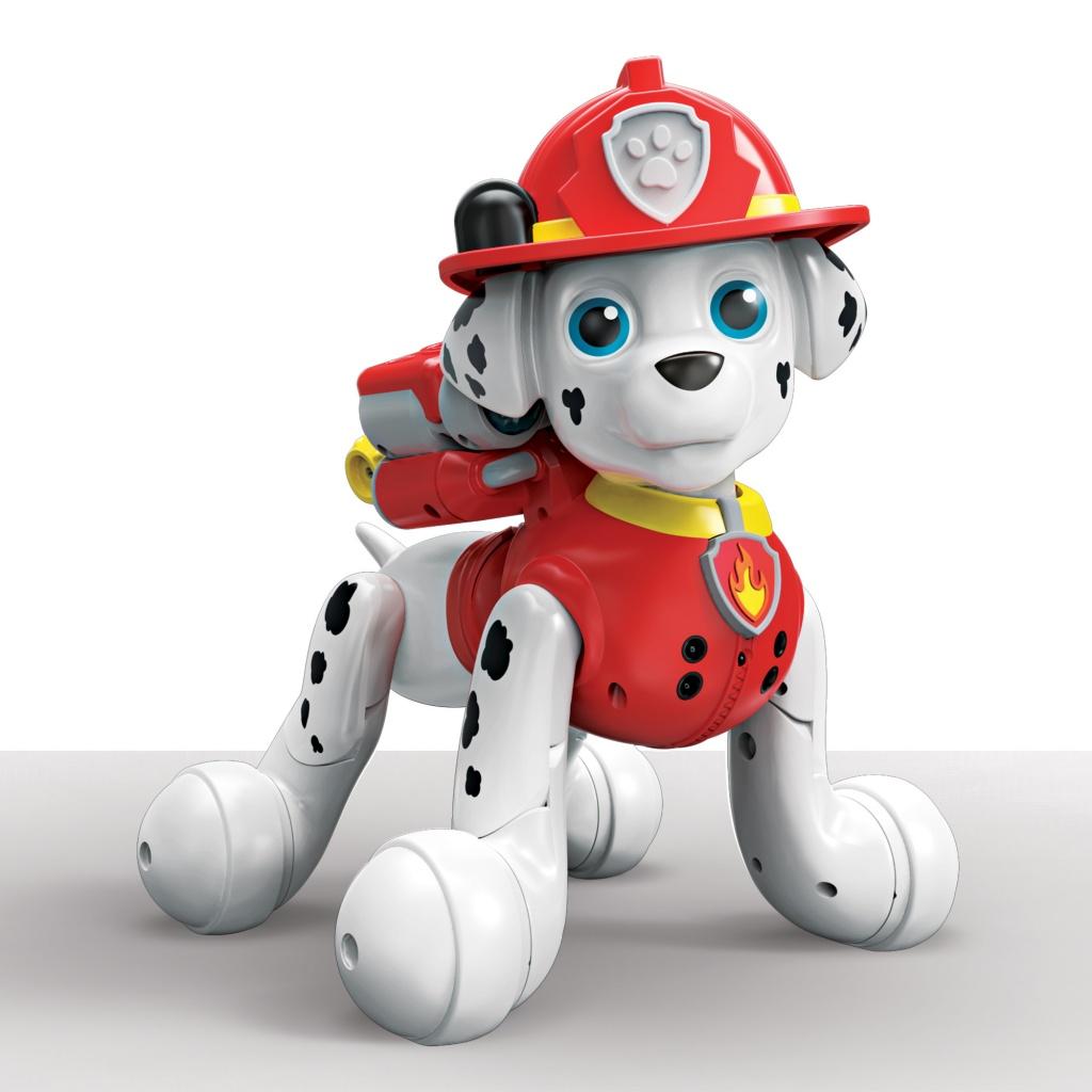 """Интерактивный щенок Маршал из мультфильма """"Щенячий патруль"""""""