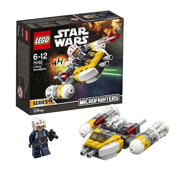 Lego Star Wars 75162 Лего Звездные Войны Микроистребитель типа Y