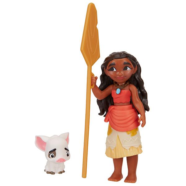 Hasbro Disney Princess B8298 Моана Фигурка персонажа 7,6 см, в ассортименте