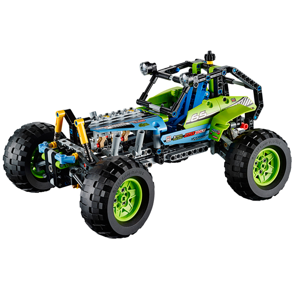 Конструктор-Lego-Technic-42037-Лего-Техник-Внедорожник-основная-модель