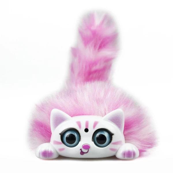 Tiny Furries 83689-1 Интерактивная игрушка Fluffy Kitties котенок Pixie