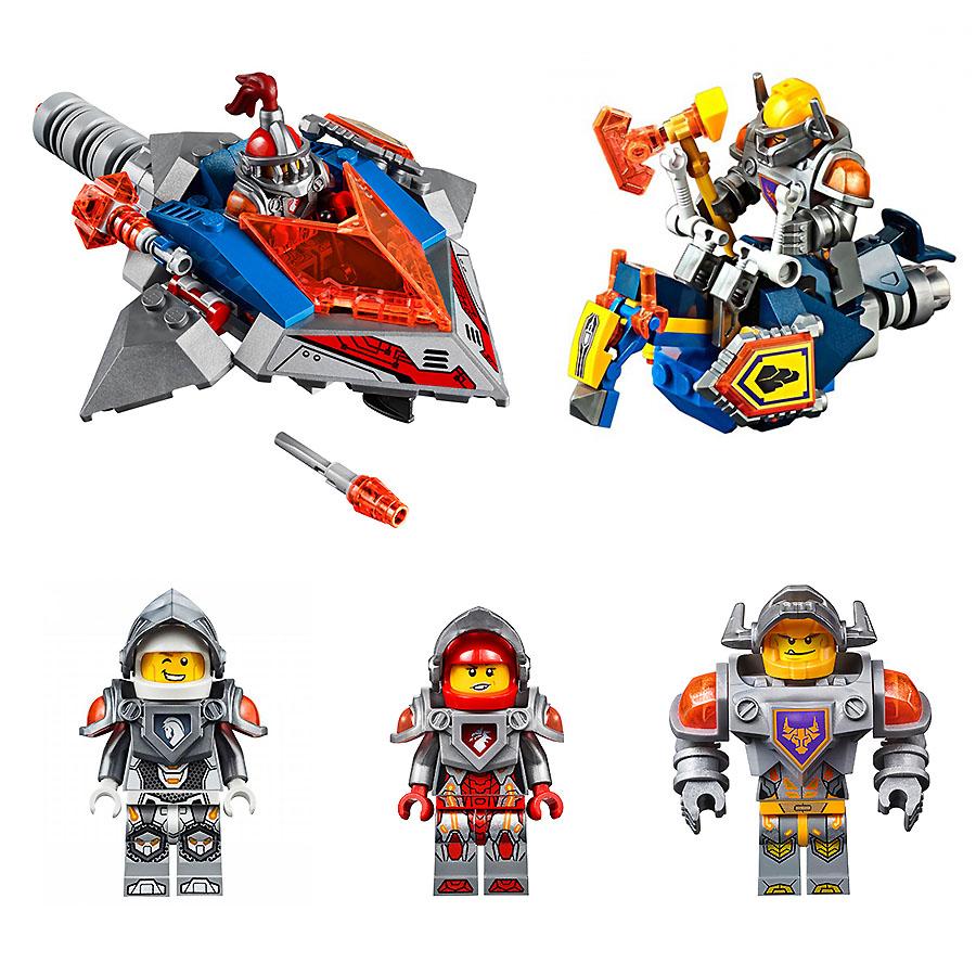 Конструктор Lego Nexo Knights 70323 Лего Нексо Логово Джестро