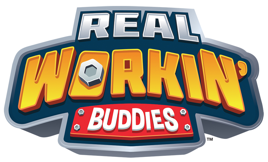 Real Workin' Buddies 583850 Машина для уборки, 3 в 1