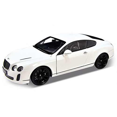 Welly 18038 Велли Модель машины 1:18 Bentley Continental Supersports