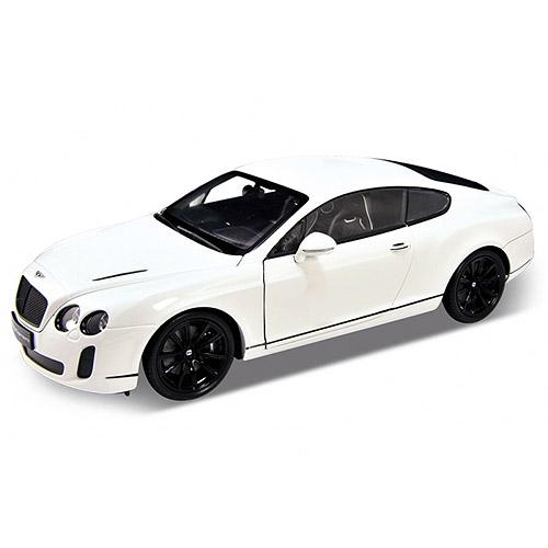 Welly 18038 Велли Модель машины 1:18 Bentley Continental Supersports