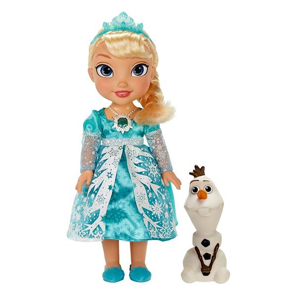 Disney Princess 310580 Принцессы Дисней Кукла Эльза Холодное Сердце функциональная