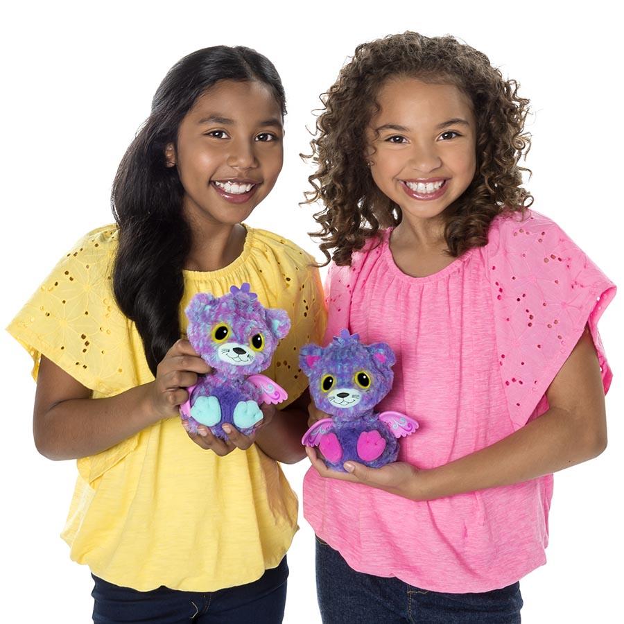 Hatchimals Surprise Twins с двумя пушистыми питомцами ждут вас!