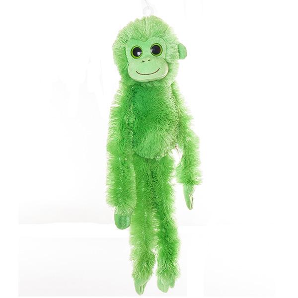 Aurora 10-654 Аврора Шимпанзе зеленый 50 см