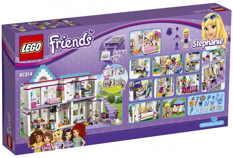 LEGO Friends 41314 Лего Подружки Дом Стефани