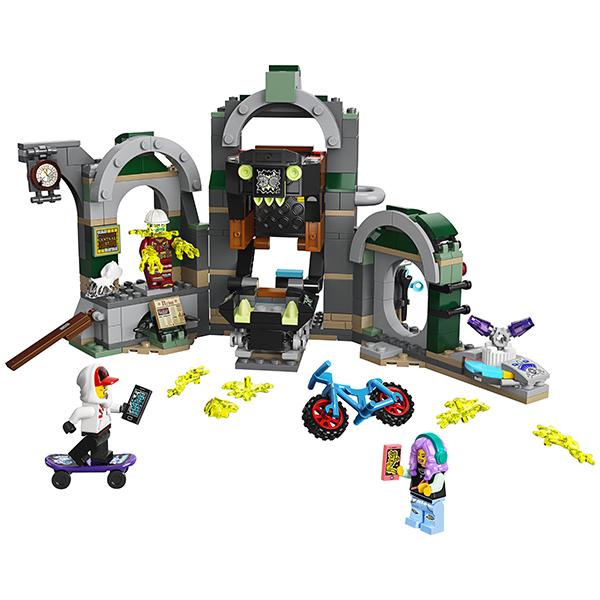 LEGO Hidden Side 70430 Конструктор ЛЕГО Метро Ньюбери