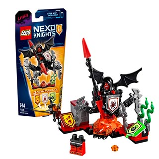 Лего Нексо Лавария– Абсолютная сила 70335