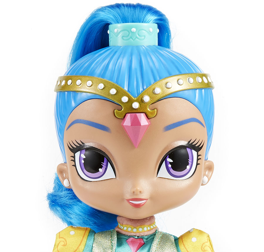 Shimmer&Shine кукла Шайн голова