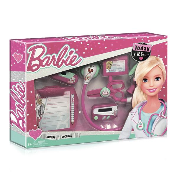 Corpa D128 Игровой набор юного доктора Barbie средний