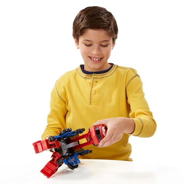 Transformers B1564 Роботс-ин-Дисгайз МЕГА Оптимус Прайм