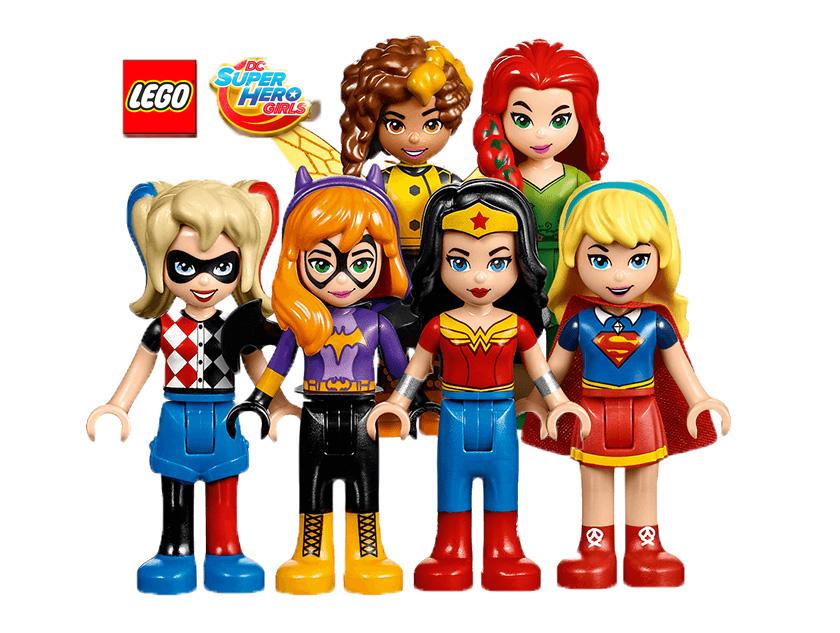 LEGO DC Super Hero Girls