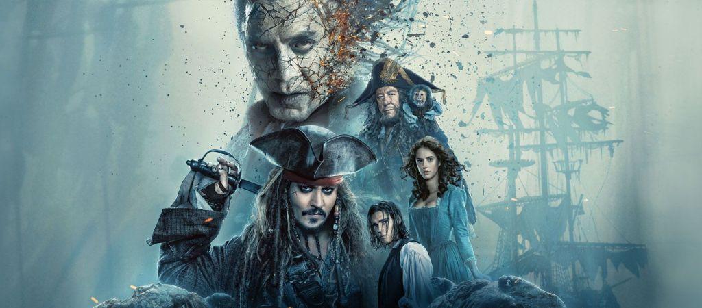 Герои Пираты Карибского моря 5