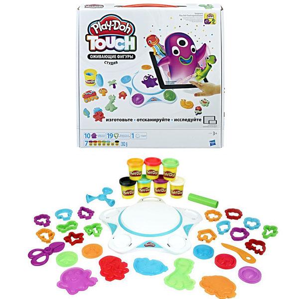 """Hasbro Play-Doh C2860 Игровой набор """"Создай мир"""""""
