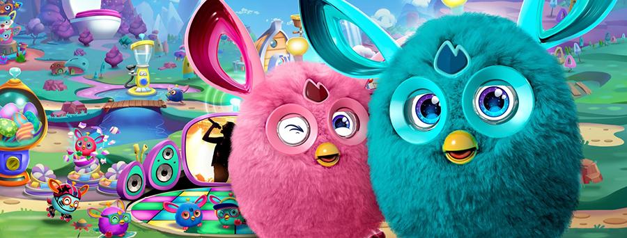 Furby Connect уже в продаже!