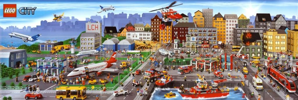 Конструкторы Лего Сити