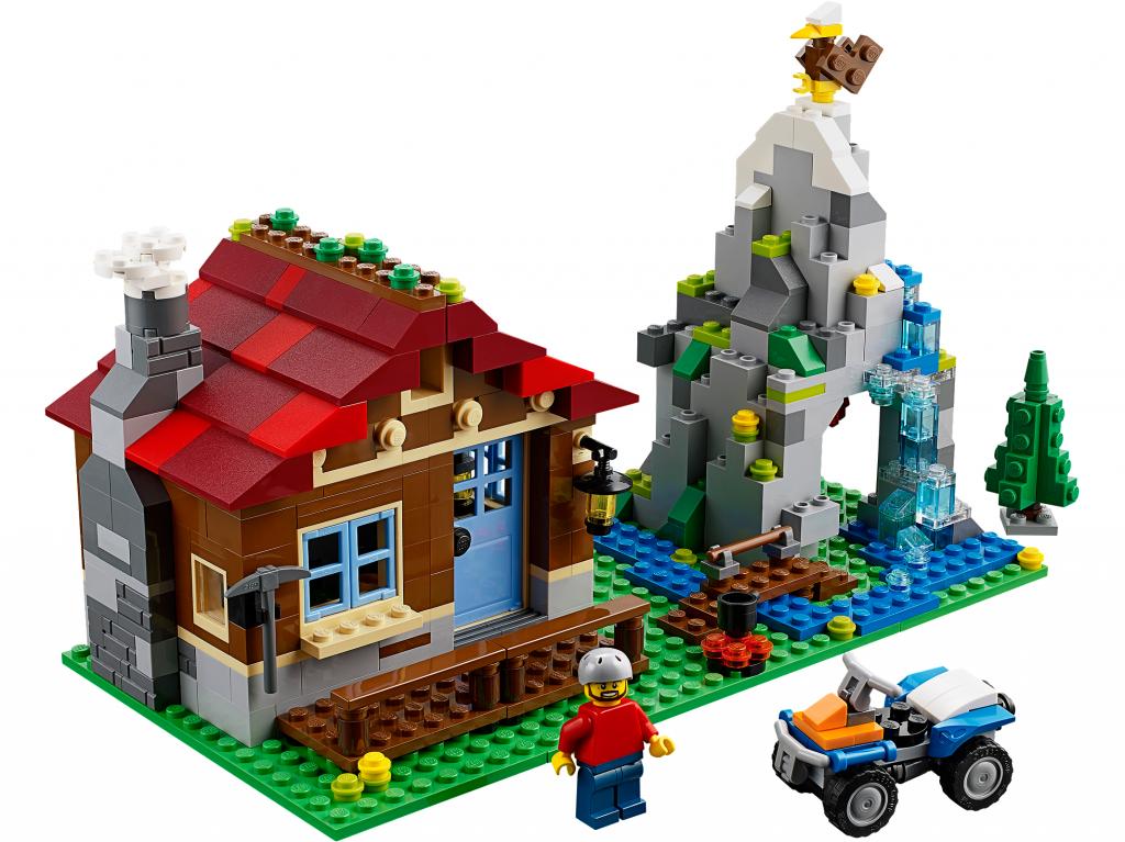 Lego Creator 31025 Домик в горах