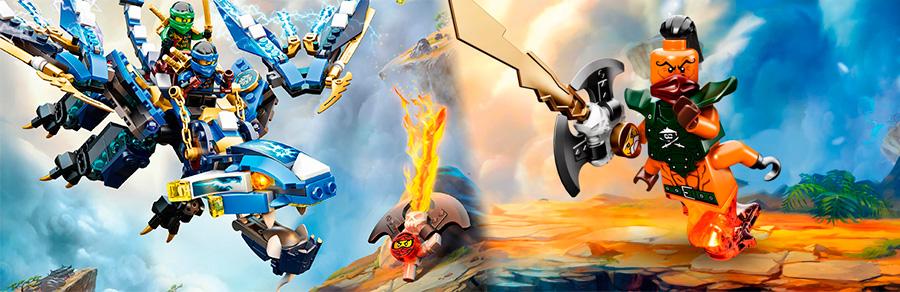 Лего Ниндзяго 2016 Lego Ninjago