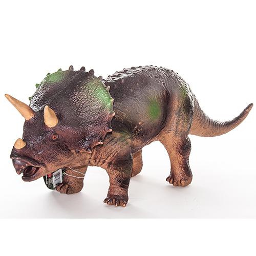 Фигурка динозавра Megasaurs SV17877 Мегазавры Трицератопс