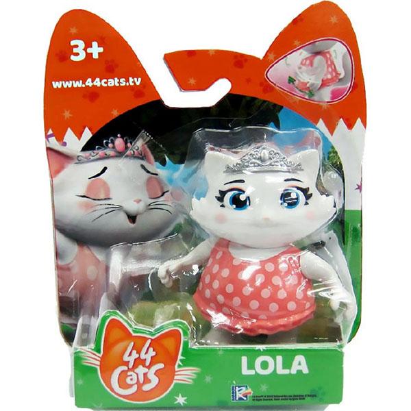 Toy Plus 44 Котёнка 34125 Фигурка Лола 7,5 см