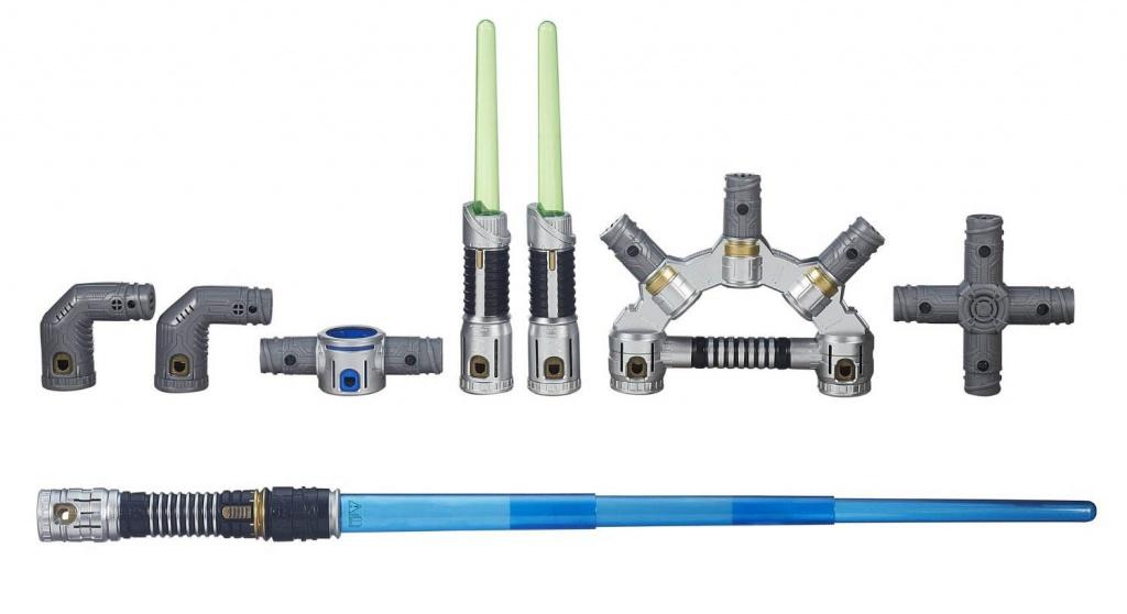Star Wars B2949 Электронный именной меч
