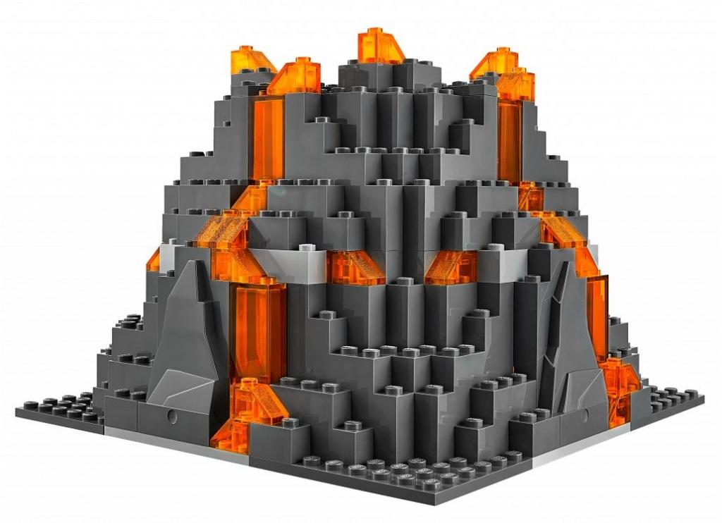 Lego City 60124 Лего Город База исследователей вулканов