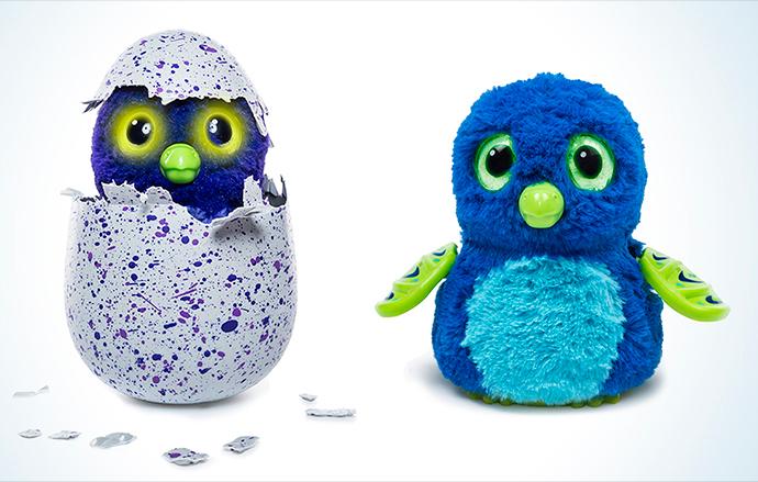 Hatchimals - питомец в яйце