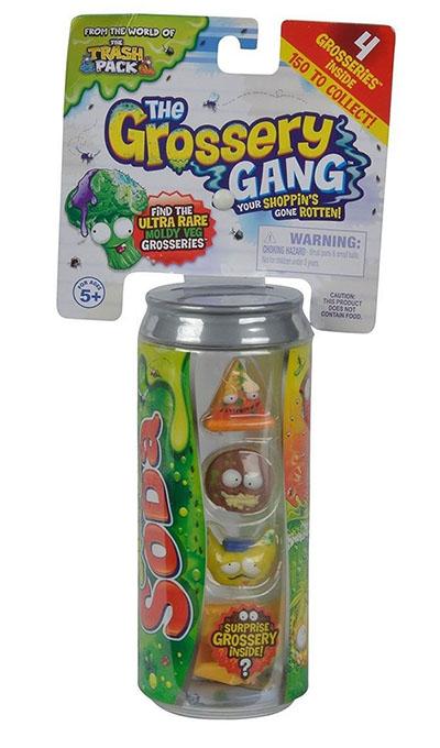 Обзор Grossery Gang