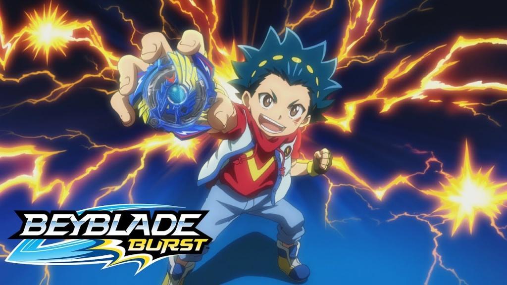 Японский аниме-сериал «Бейблэйд. Взрыв»