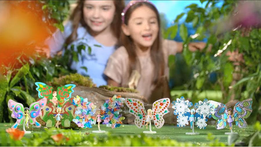 Куклы Феи Shimmer Wing