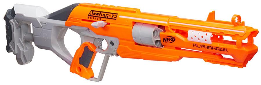 Бластер Nerf B7784 Accustrik AlphaHawk