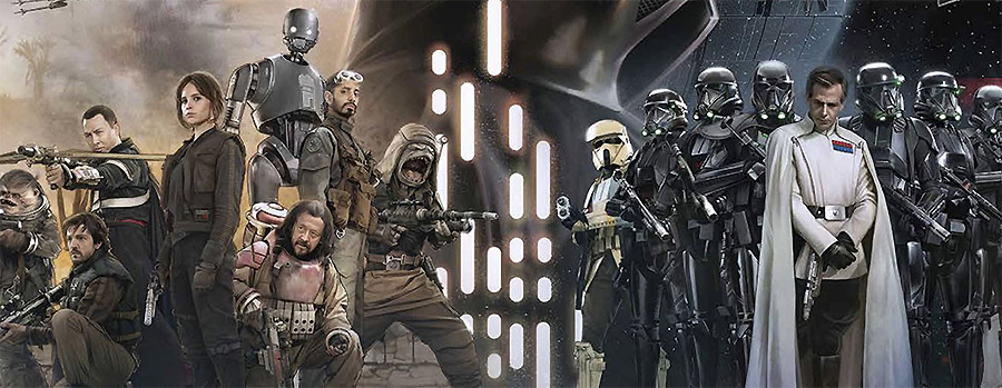 «Изгой-один. Звёздные войны: Истории»