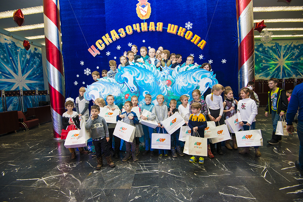 Новый год в Калуге вместе с К. Колгановой и TOY.RU