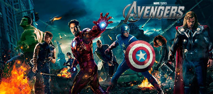 Игрушки Мстители Avengers